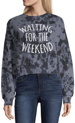 Freeze Waiting for the Weekend Sweatshirt - Juniors
