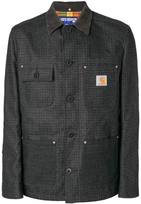 Junya Watanabe MAN x Carhartt patch pocket jacket