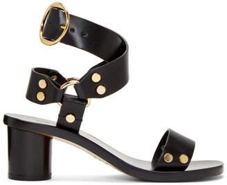 Isabel Marant Black Jeyka Heels