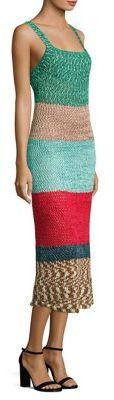 Missoni Sleeveless Colorblock Dress