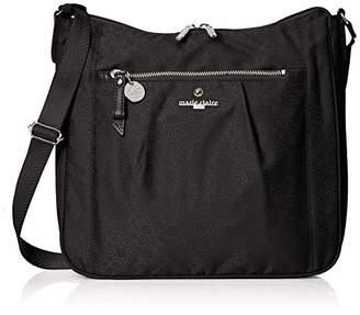 Marie Claire (マリ クレール) - [マリ・クレール ボヤージュ] ショルダーバッグ 縦型ショルダーバッグ セットアップ可能 59964 ブラック