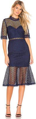 Bardot Fiona Mesh Dress