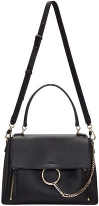 Chloé Black Medium Faye Day Bag