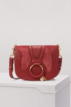 See by Chloe Goatskin Leather Hana shoulder bag
