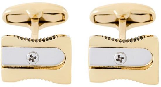 Paul Smith Paul Smith pencil sharpener cufflinks