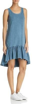 Sundry Ruffled Tank Dress