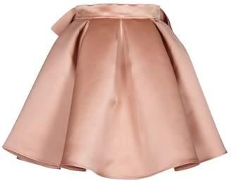 Elisabetta Franchi Celyn B Ribbon Mini Skirt