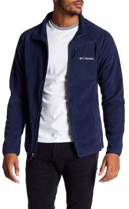 Columbia Hat Rock Full Zip Fleece Jacket