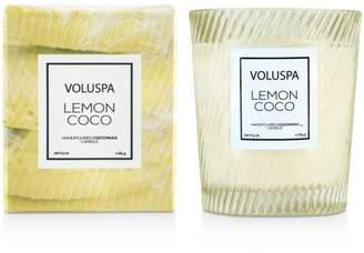 Voluspa Lemon Coco Candle