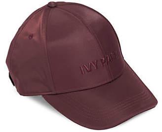 Ivy Park High Shine Baseball Cap