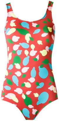 Isolda printed swimsuit