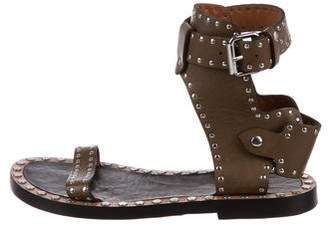 Isabel Marant Johanna Studded Sandals