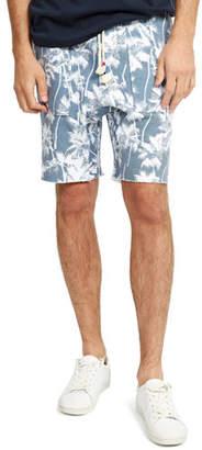 Sol Angeles Men's Palm Saddle Shorts