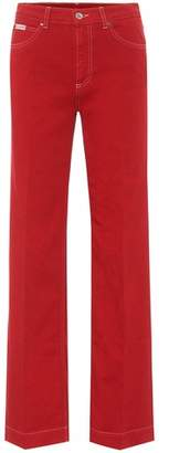 ALEXACHUNG Wide-leg jeans