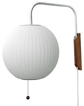 NelsonTM Ball Wall Sconce