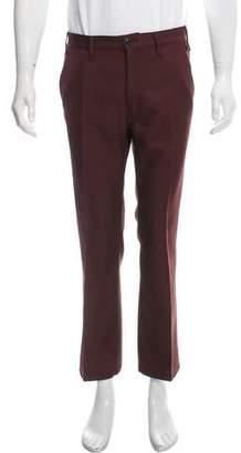 Prada 2017 Cropped Pants