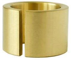 Marmol Radziner Heavyweight Cut Double Wide Ring