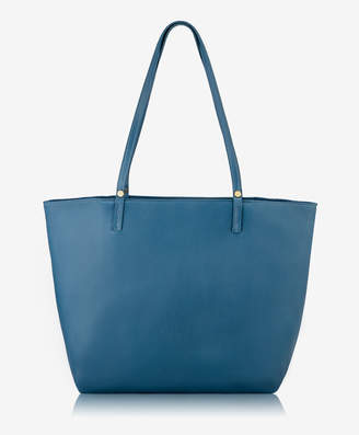 GiGi New York Tori Tote, Denim Napa Luxe