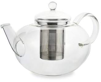 Cambridge Silversmiths Grosche Teapot and Stainless Steel Infuser, 68 oz.