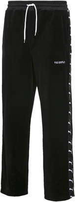 PUMA x THE KOOPLES Mens Velour Track Pants
