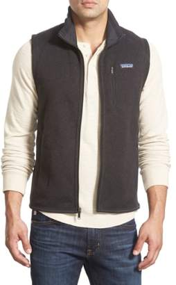 Patagonia 'Better Sweater' Zip Front Vest