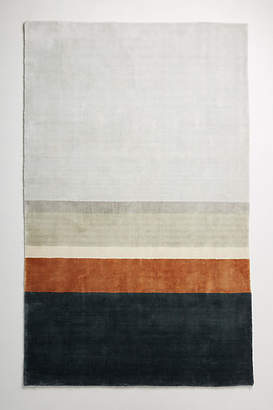 Anthropologie Hand-Knotted Maris Rug Swatch