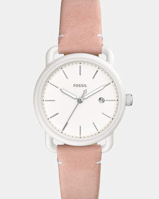 Fossil Commuter Nude Analogue Watch