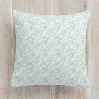 Watercolor Branches Self-Launch Square Pillows