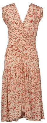 Isabel Marant Knee-length dress