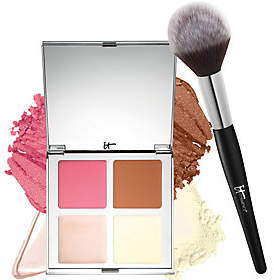 Nobrand NO BRAND A-D IT Cosmetics Must Haves Pallete w/ BrushAuto-Delivery
