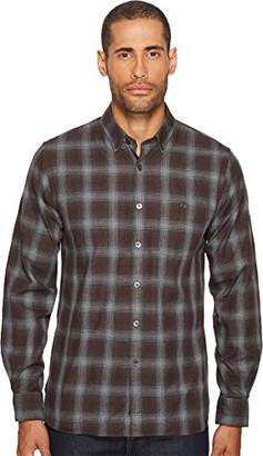 Todd Snyder Men's Button Down Shirt Plaid Flannel