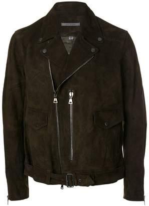 John Varvatos biker jacket