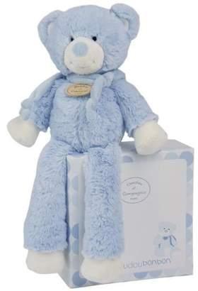 Doudou Et Compagnie Unknown Long Legs Bonbon mm Blue Bear Activity Play Mat