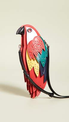 Kate Spade Rio Parrot Crossbody Bag