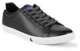 Original Penguin Dan Leather Sneakers