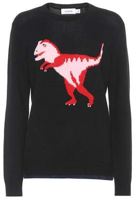 Coach Rexy wool and cashmere sweater