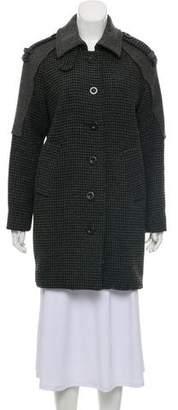 Rebecca Minkoff Jude Wool Coat