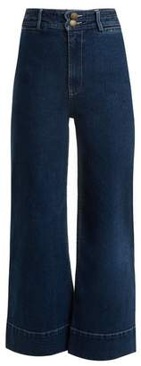 Apiece Apart Merida high-rise cropped jeans