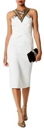 Karen Millen Strappy Sheath Dress