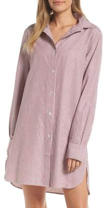 Commando Stripe Oversize Sleep Shirt