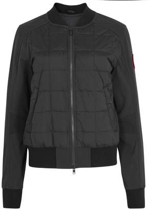 Canada Goose Hanley Quilted Shell Bomber Jacket