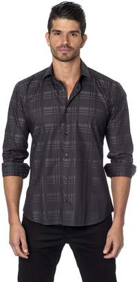 Jared Lang Long Sleeve Sei-Fitted Shirt