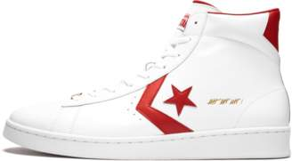 Converse Pro Leather MID White/Red