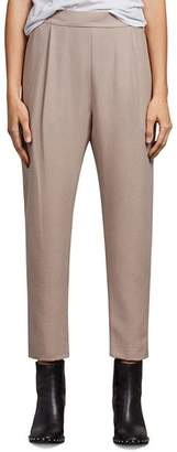 AllSaints Aleida Tapered Cropped Pants
