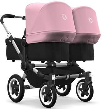 Bugaboo Donkey2 Twin Pushchair- Soft Pink