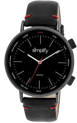 Simplify Unisex The 3300 Watch
