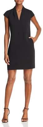 Aqua Cap Sleeve Shift Dress - 100% Exclusive