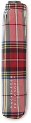 Mackintosh Philosophy (マッキントッシュ フィロソフィー) - マッキントッシュ フィロソフィー メン 【Barbrella®】55cmタイプ軽量ミニ傘 チェック