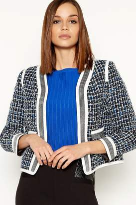 Next Womens Star By Julien Macdonald Boucle Jacket