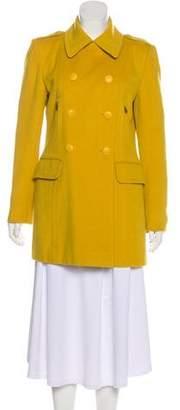 Hermes Cashmere Short Coat